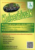 Kaiserbiwak 16.Mai 2015